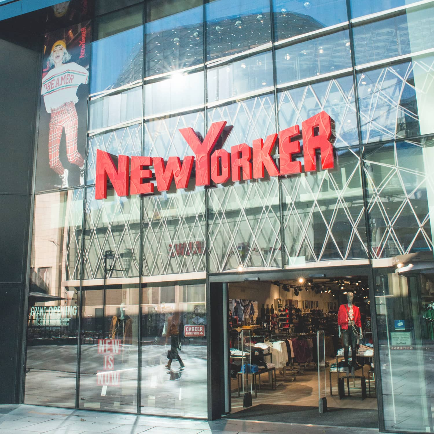 New Yorker store