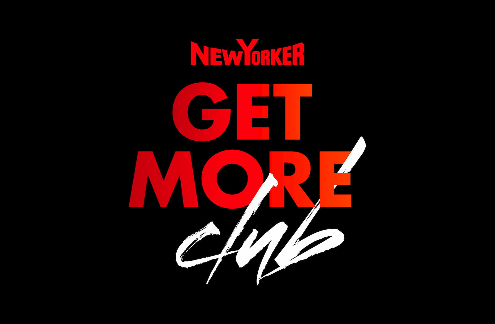 Go to GET MORE club