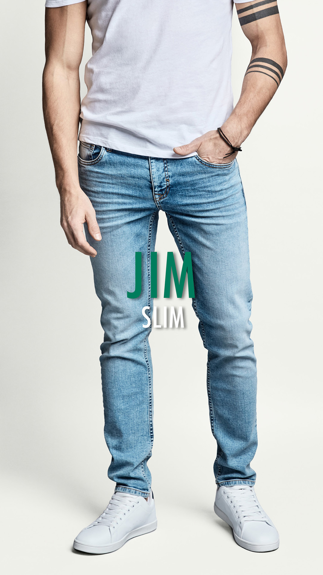 New Yorker Denim Fit Guide